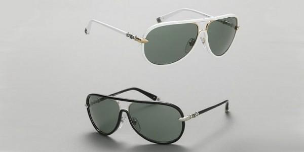 a102b8f2321d Chrome Hearts Aviator Sunglasses