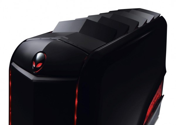 Alienware Aurora X79 Desktop with ALX Chassis - Vents Detail