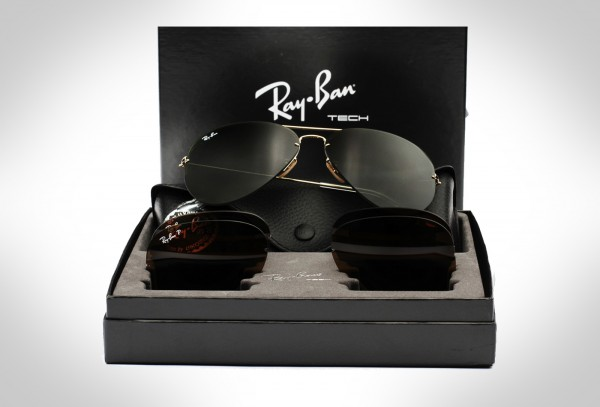 Ray-Ban Flip Out Sunglasses