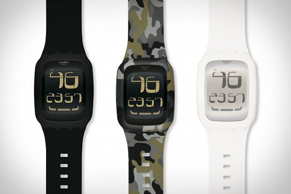Swatch Touch Lineup