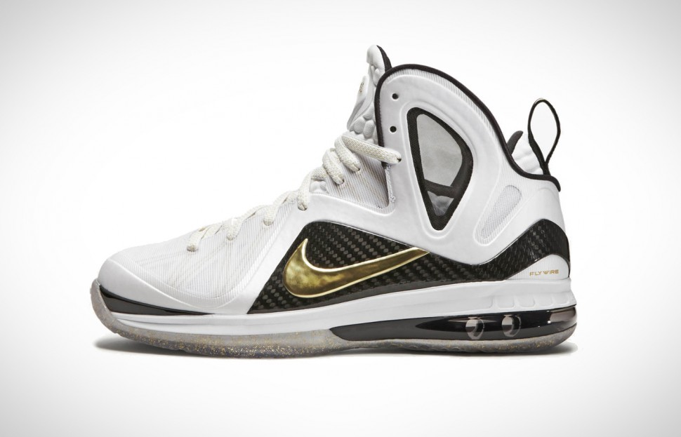 Nike LeBron 9 Elite Home