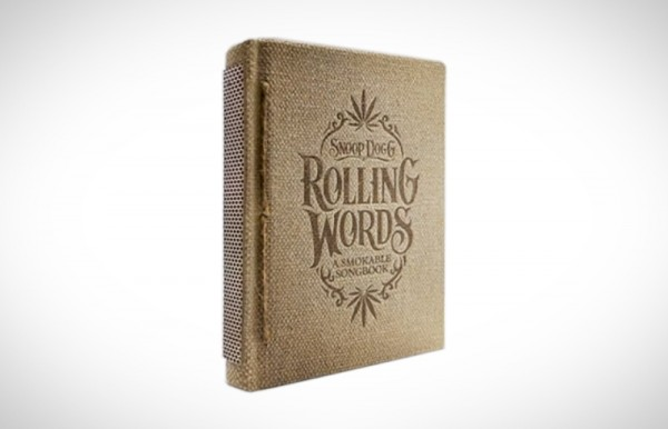 Rolling Words Smokable Songbook