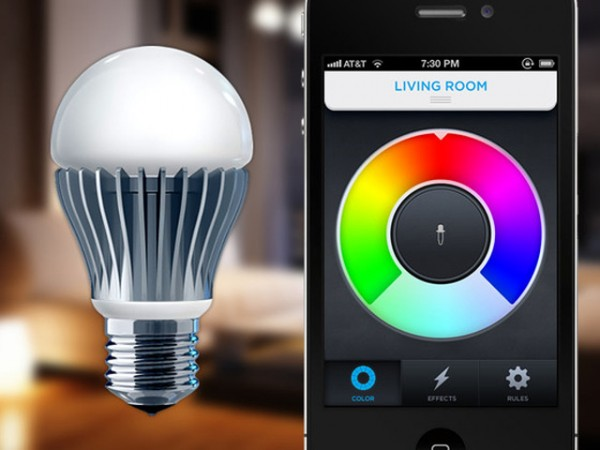 Lifx Wi Fi Enabled Smartphone Controlled Light Bulb