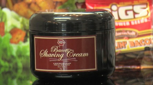 bacon-shaving-cream