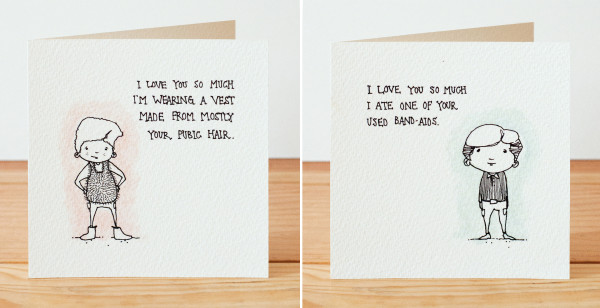Hubbawelcome Cards