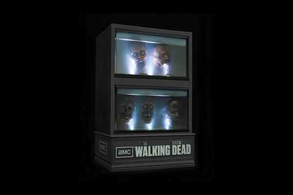 The Walking Dead Season 3 Limited Edition Set