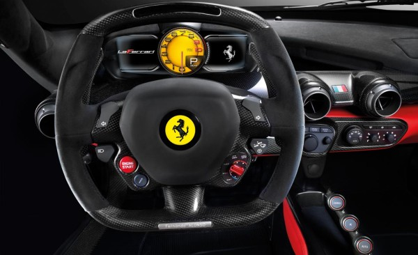 ferrari laferrari interior photos so freaking cool. Black Bedroom Furniture Sets. Home Design Ideas