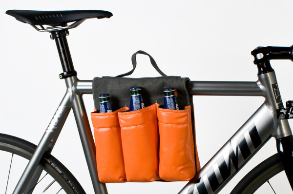 6-Bottle Bike Bag