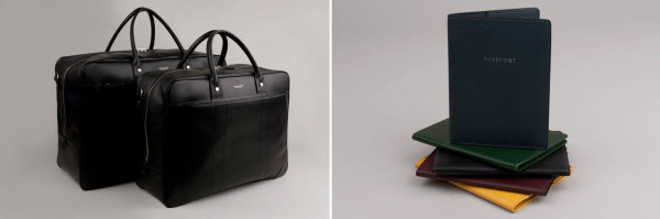 Globe-Trotter Jet Leather Series