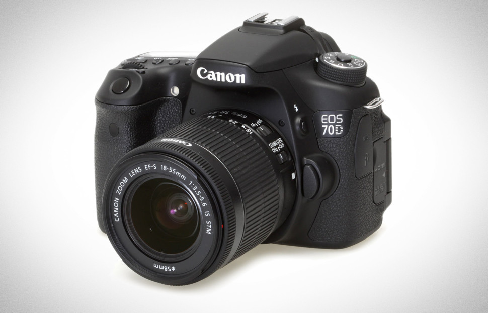 Image result for Canon EOS 70D 18-135mm Lens Kit
