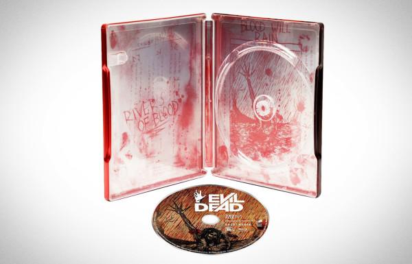 Evil Dead Blu-Ray Steelbook