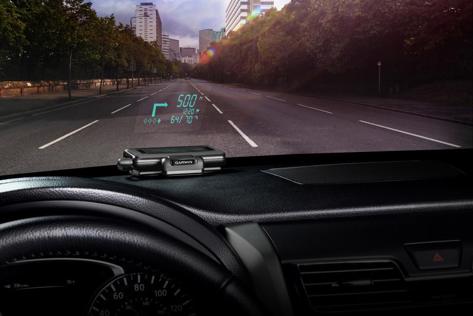 Garmin HUD Navigation System