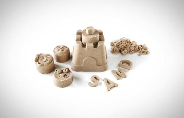 Sand Play-Doh