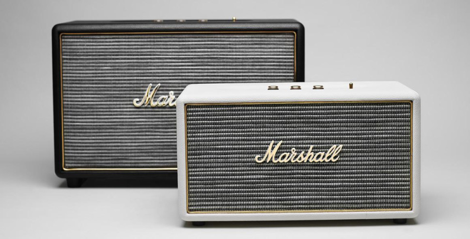 Amp Bluetooth Speaker Marshall Mini Amp Bluetooth