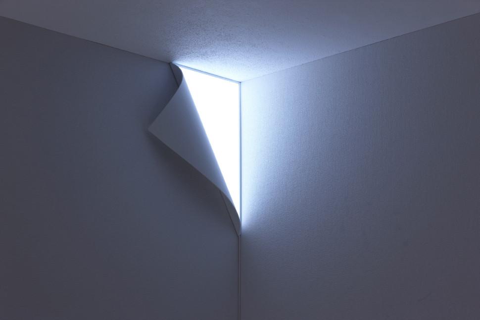 Peel wall light the bulb and the beautiful aloadofball Choice Image