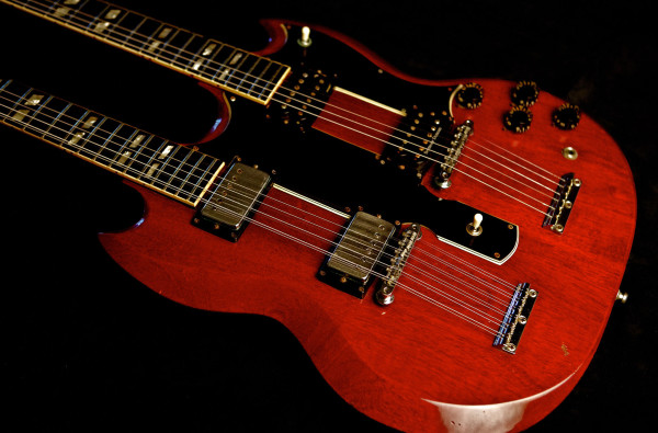 108 Guitars - Jimmy Page Gibson SG Doubleneck