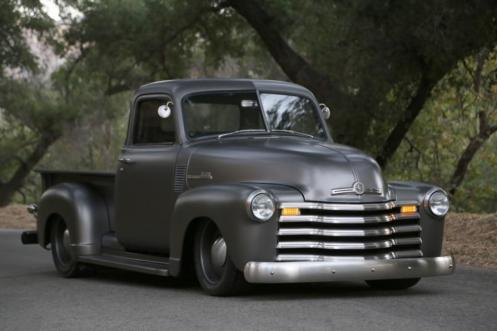 Icon Thriftmaster based on Chevy Thriftmaster