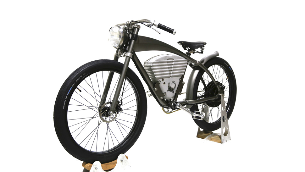 Icon E Flyer Electric Bike The Eco Harley