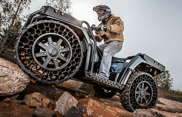 Polaris WV850 ATV