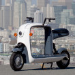 Kubo Electric Cargo Scooter