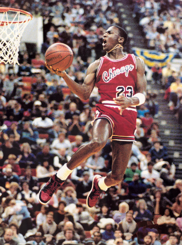 Michael Jordan 1985 All Star Game