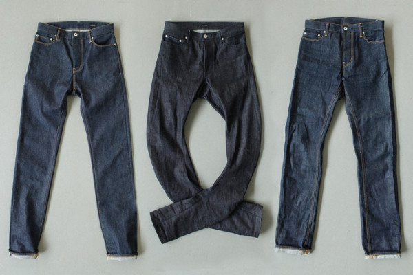 Second Narrow Jeans on Kickstarter