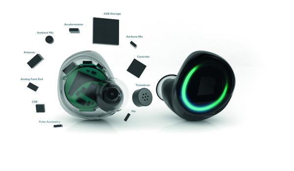 Dash Wireless Smart Headphones