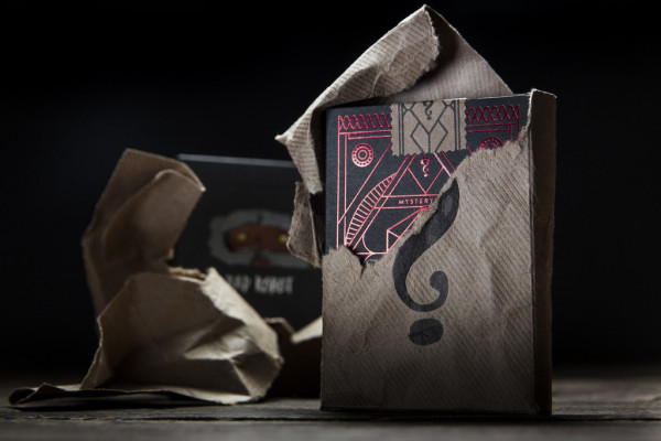 Mystery Box Playing Cards by JJ Abrams 07