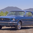 1965 Ford Mustang from The Outsiders