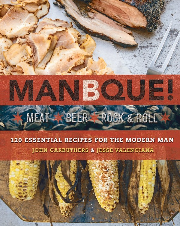 Manbque's Meat, Beer, Rock & Roll Cookbook