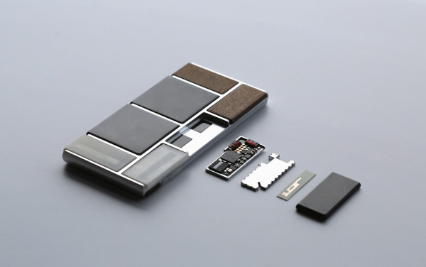 Project Ara Google Modular Smart phone