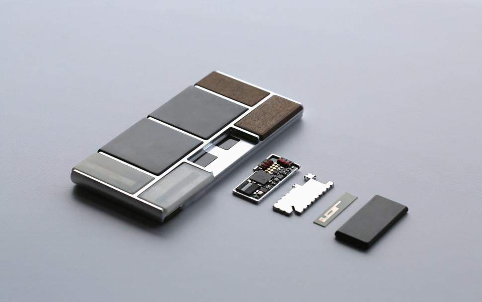 Project Ara Google Modular Smart phone