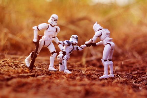Star Wars Figures by Zahir Batin 06