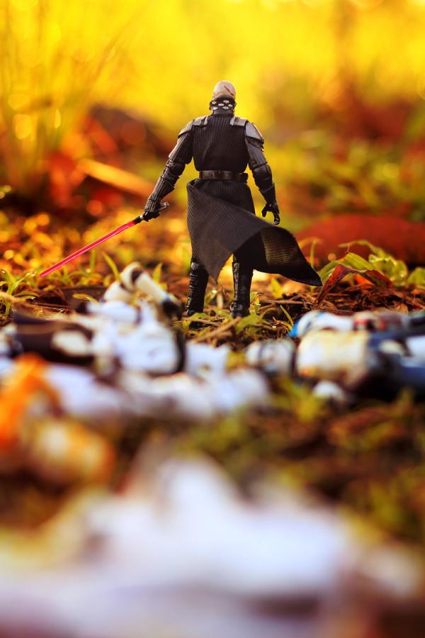 Star Wars Figures by Zahir Batin 07