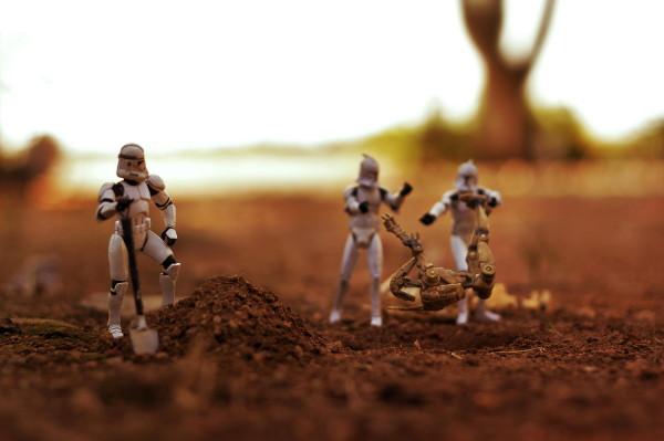 Star Wars Figures by Zahir Batin 10