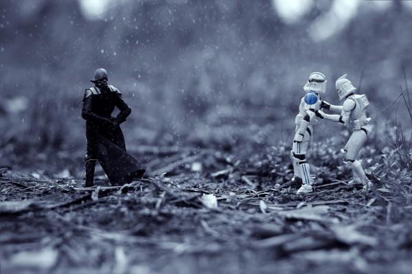 Star Wars Figures by Zahir Batin 11