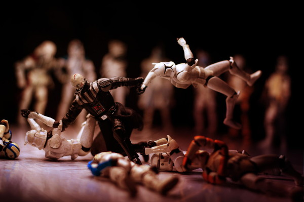 Star Wars Figures by Zahir Batin 14