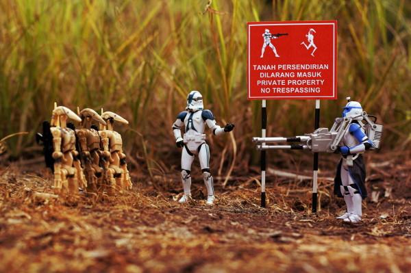 Star Wars Figures by Zahir Batin 15