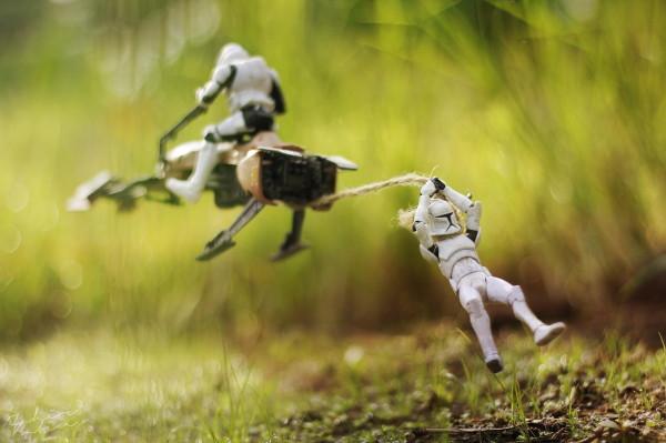 Star Wars Figures by Zahir Batin 16