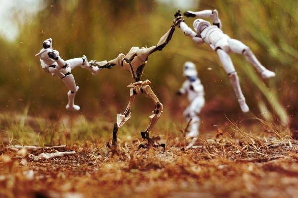 Star Wars Figures by Zahir Batin 17
