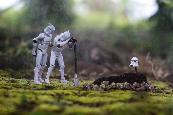 Star Wars Figures by Zahir Batin 18