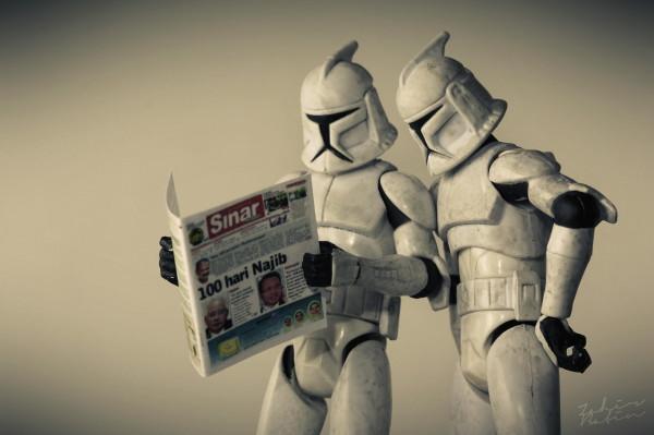 Star Wars Figures by Zahir Batin 21
