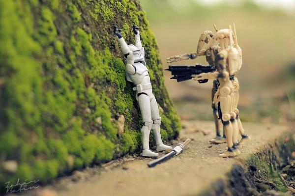 Star Wars Figures by Zahir Batin 22