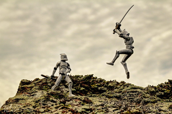 Star Wars Figures by Zahir Batin 23