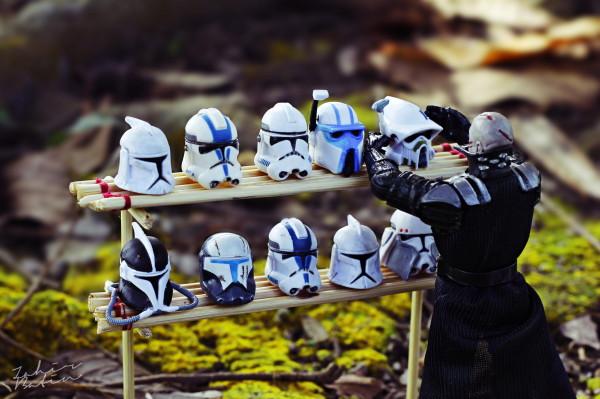 Star Wars Figures by Zahir Batin 24
