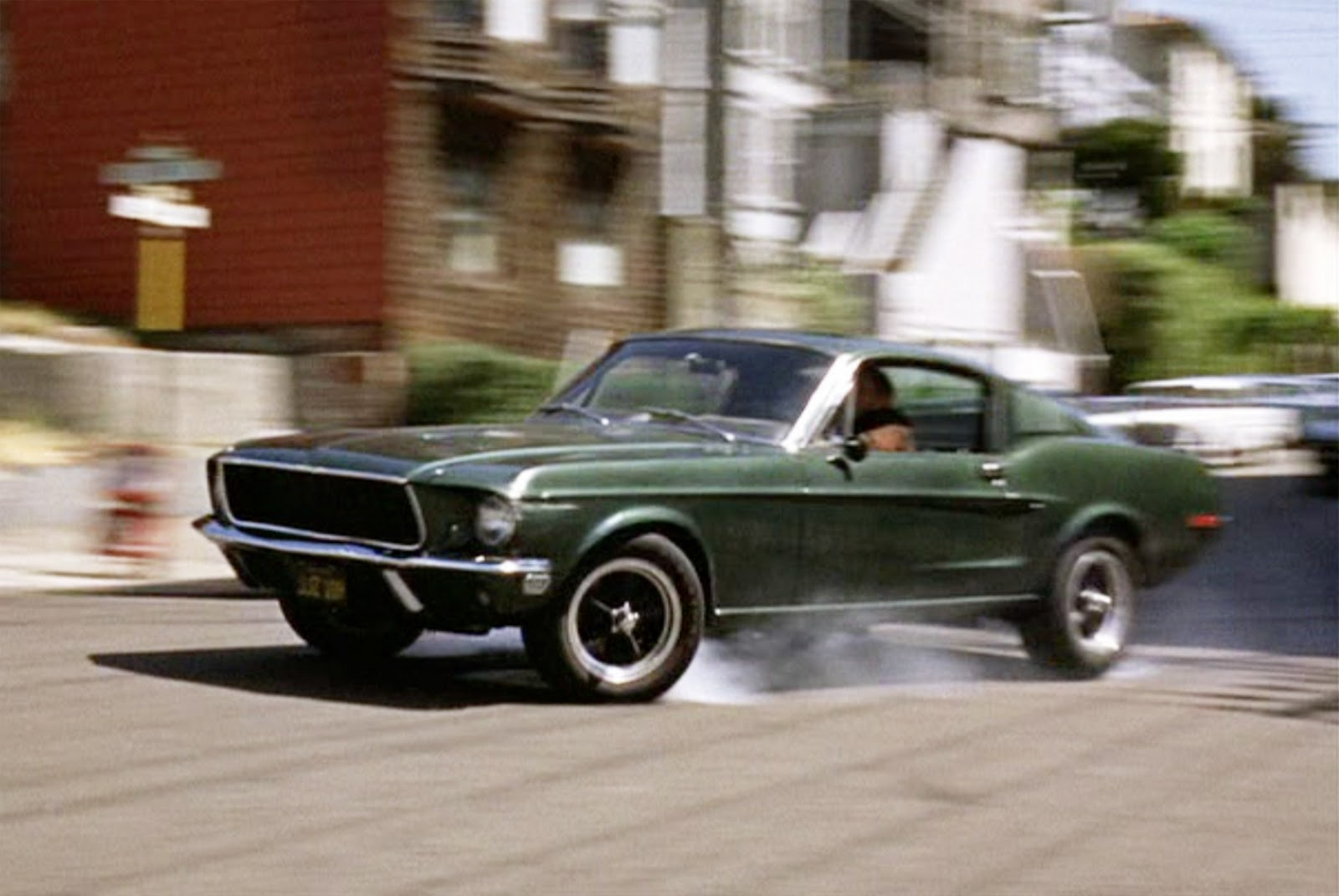 The Best Ford Mustangs In The Movies So Freaking Cool