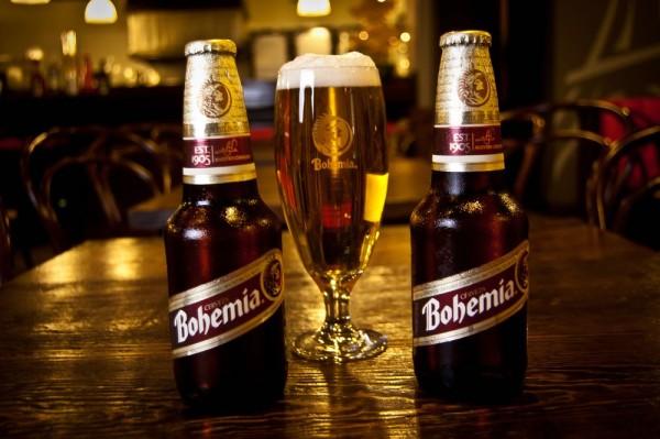 Bohemia Cerveza