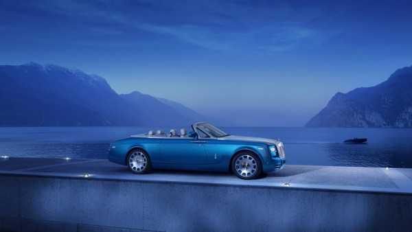 Rolls-Royce Phantom Drophead Coupé Waterspeed Collection 01