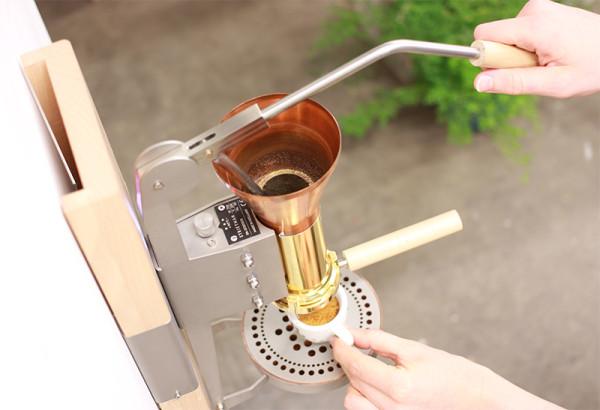 Strietman ES3 Espresso Machine 02