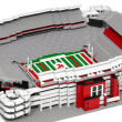 Alabama's Bryant-Denny Stadium, LEGO model